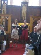 Private Wedding Duet @ Cheshire, UK