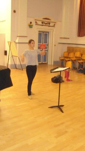 Leeds University Chorus Conductor, UK