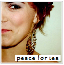 Peace for Tea