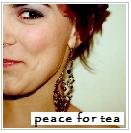 Peace for Tea